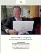 Portrait von Hans-Georg Huber im Coaching-Magazin