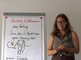 Vortrag - Coaching mit Pferden