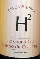 Das Etikett zu unserer Coachingausbildung: Grand Cru